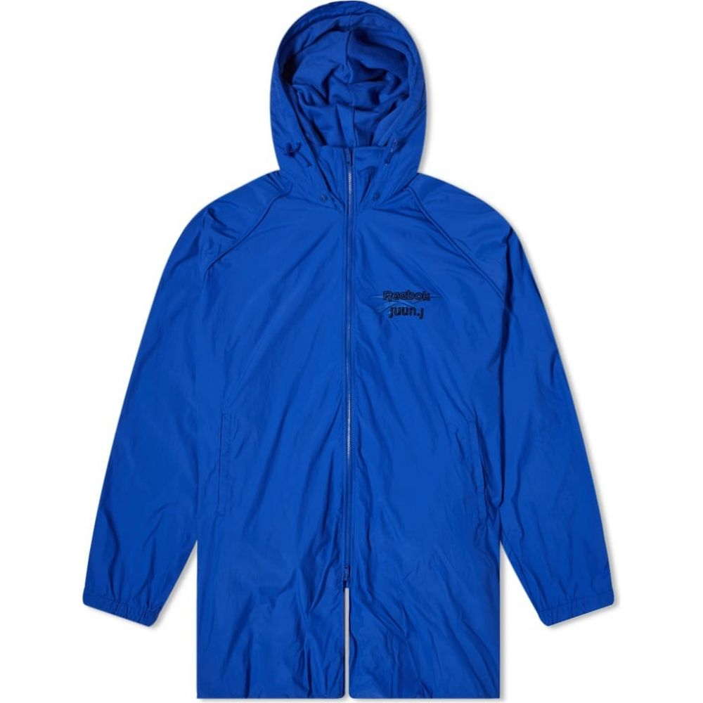 メンズファッション, コート・ジャケット  Reebok x Juun.J WindbreakerBright Cobalt
