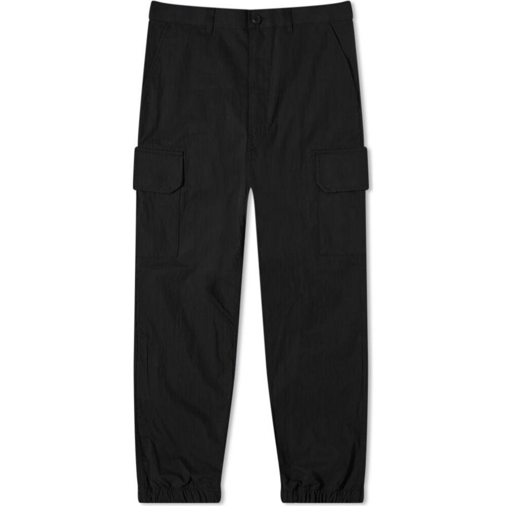 メンズファッション, ズボン・パンツ  Comme des Garcons Homme Comme Des Garcons Homme Cuffed Cargo PantBlack