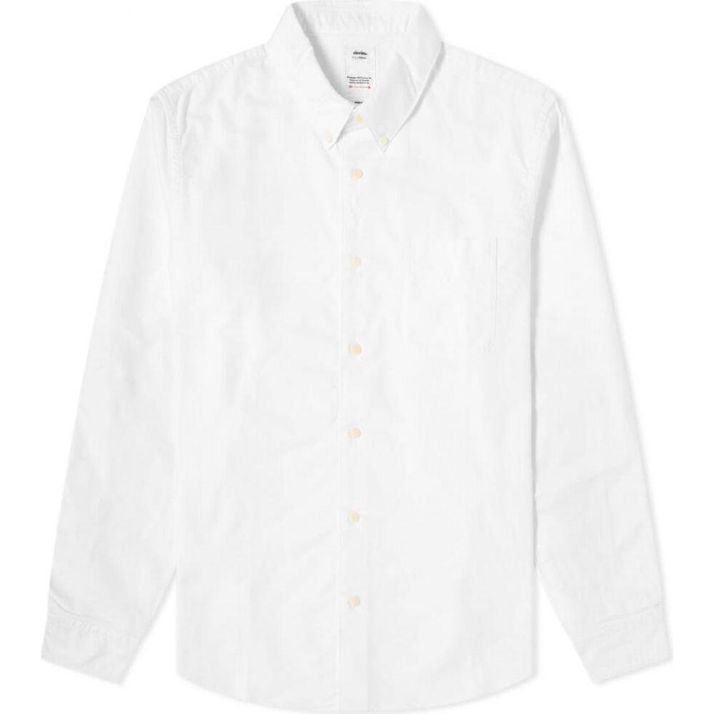トップス, ワイシャツ  Visvim Albacore Lungta ShirtWhite