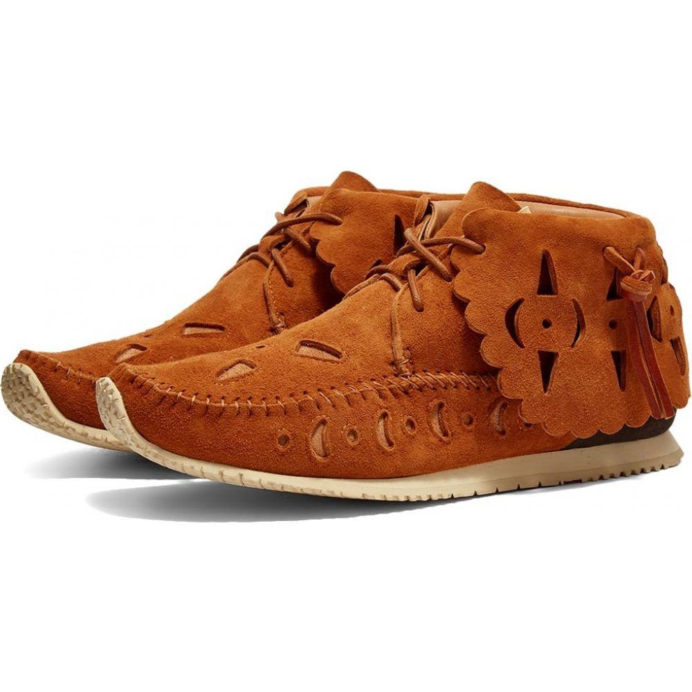 メンズ靴, スニーカー  Visvim Fbt Bearfoot Perf-FolkLight Brown