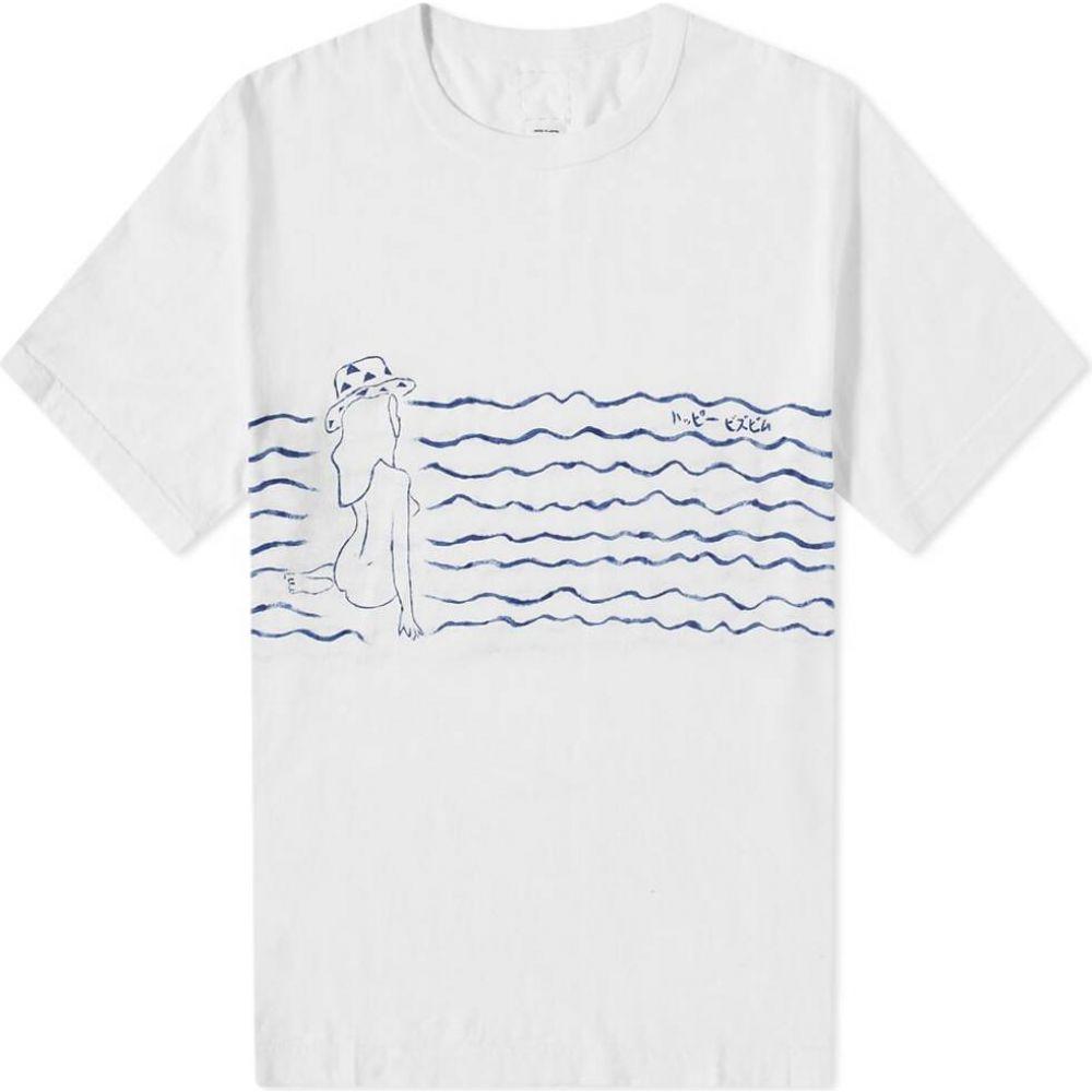 トップス, Tシャツ・カットソー  Visvim T Jumbo Springs TeeBlue