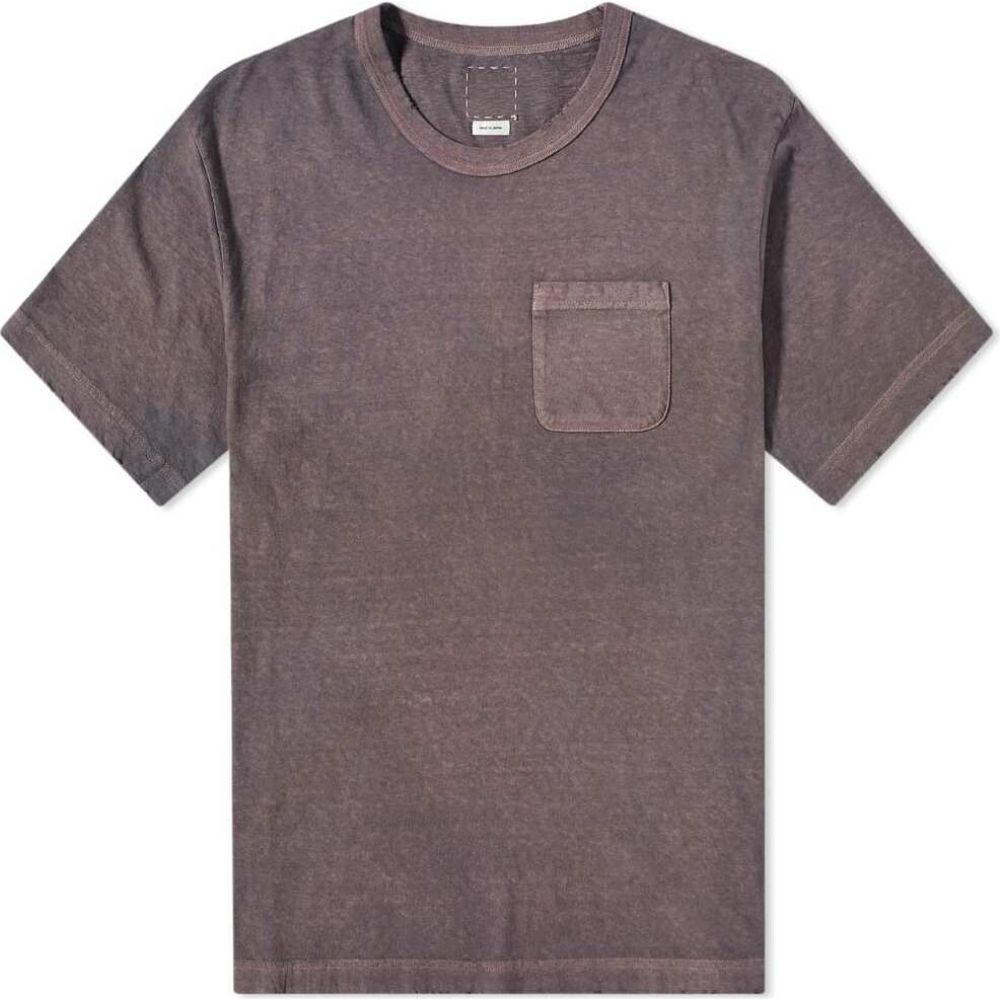 トップス, Tシャツ・カットソー  Visvim T Jumbo Uneven Dye TeePurple