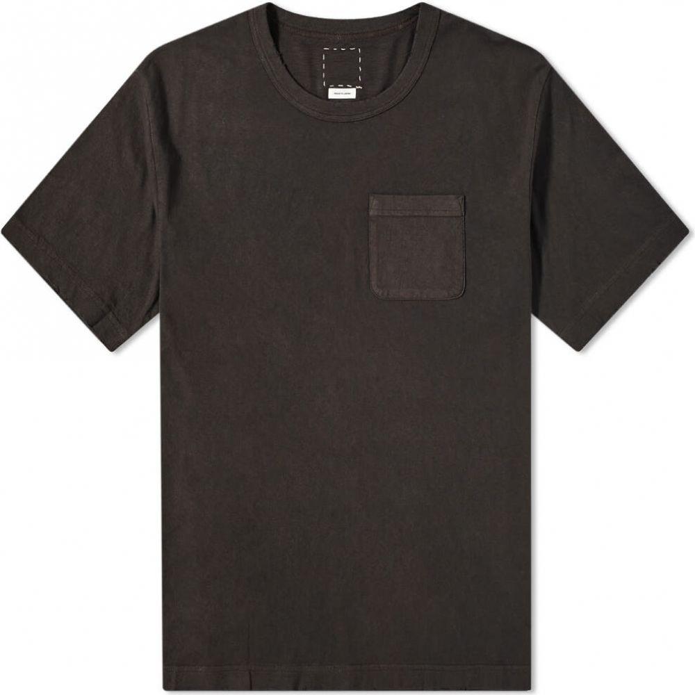 トップス, Tシャツ・カットソー  Visvim T Jumbo Uneven Dye TeeBlack