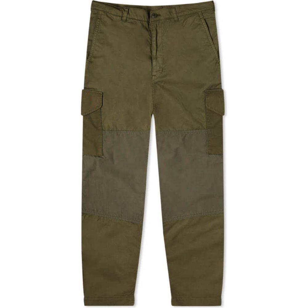 メンズファッション, ズボン・パンツ  Comme des Garcons Homme Comme Des Garcons Homme Cuffed Cargo PantOlive