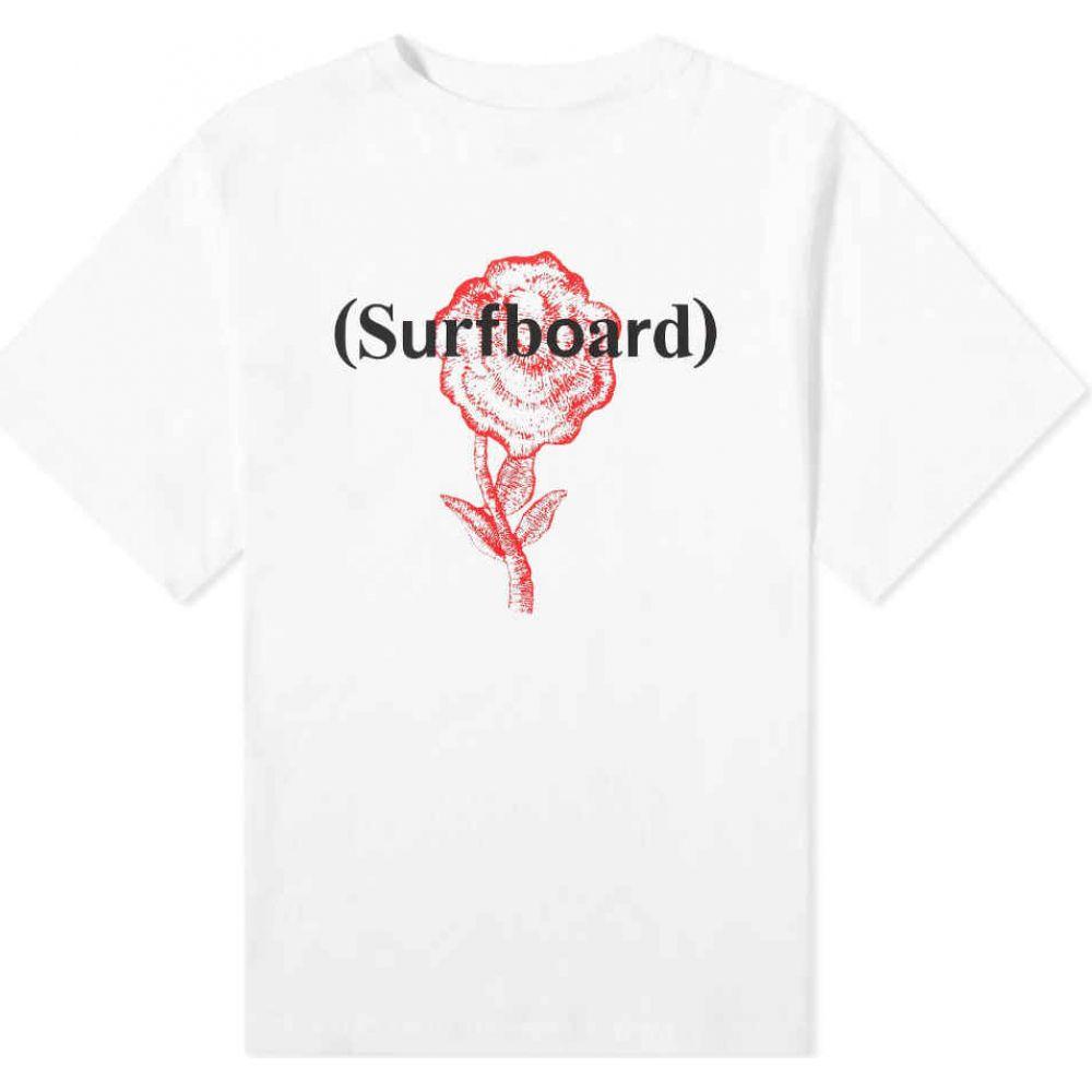 トップス, Tシャツ・カットソー  Stockholm Surfboard Club T Kil Western TeeWhite