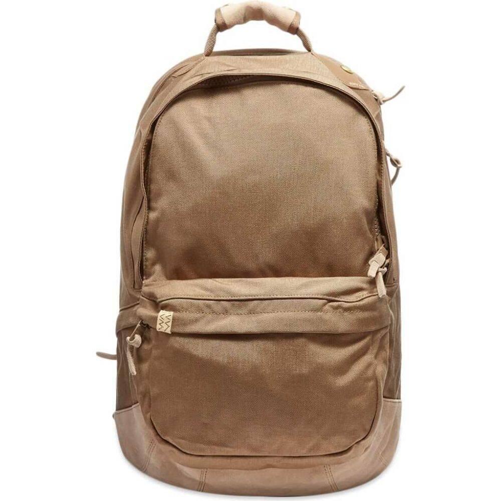 メンズバッグ, バックパック・リュック  Visvim Cordura 22L BackpackBeige