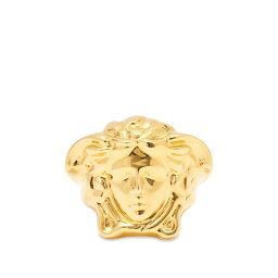 ヴェルサーチェ Versace メンズ 指輪・リング ジュエリー・アクセサリー【Medusa Head Ring】Gold