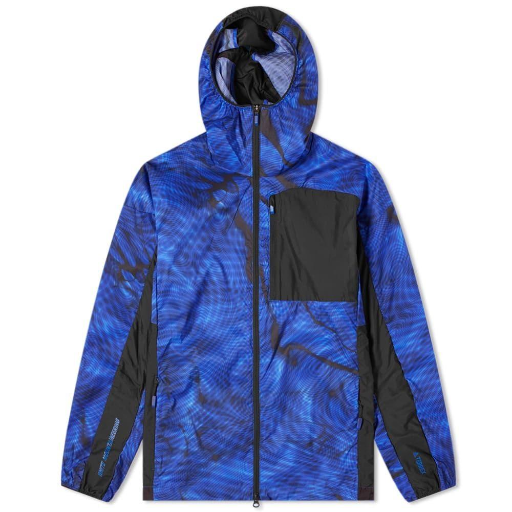 メンズファッション, コート・ジャケット  Adidas Consortium adidas x white mountaineering agravic wind jacketCollegiate Royal