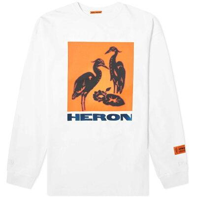 HERON PRESTON(ヘロン プレストン)30代40代メンズが着るべきロンTブランド