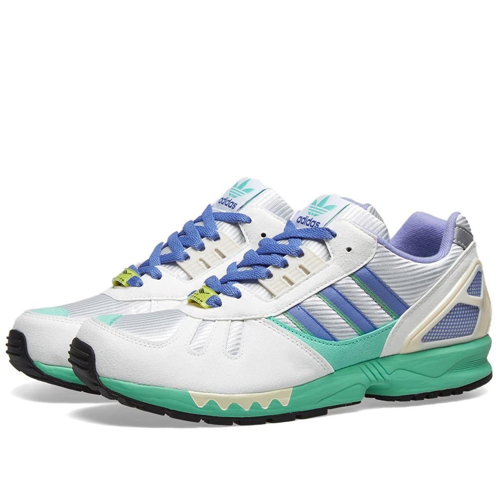 メンズ靴, スニーカー  Adidas zx 7000 ogWhiteLilacGreen