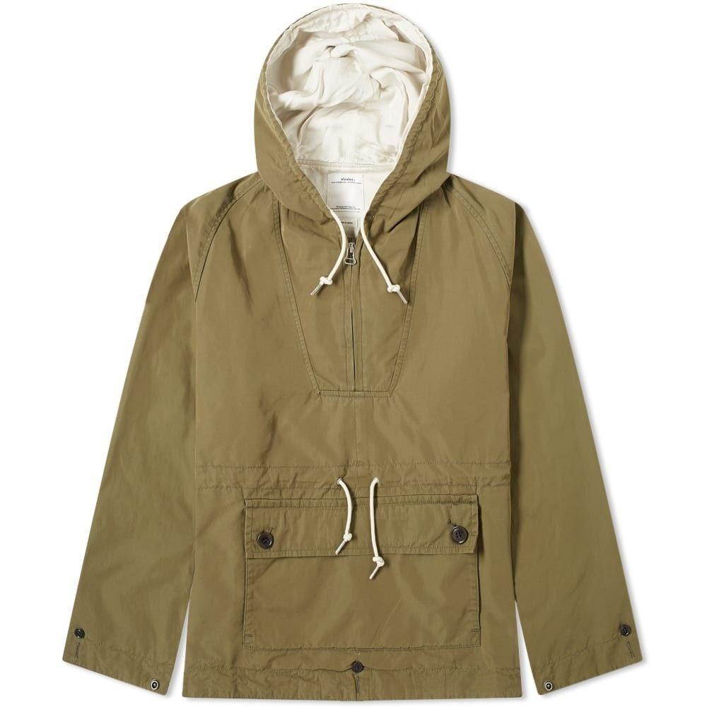 メンズファッション, コート・ジャケット  Visvim lhasa parkaOlive