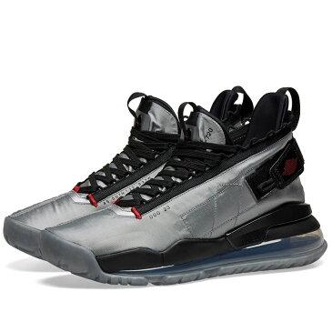 ナイキ ジョーダン Nike Jordan メンズ スニーカー シューズ・靴【air jordan proto-max 720】Metallic Silver/Red/Black