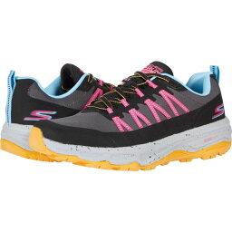 スケッチャーズ SKECHERS レディース ランニング・ウォーキング シューズ・靴【Go Run Trail Altitude - 128203】Black/Light Blue