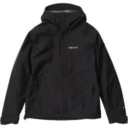 マーモット Marmot メンズ レインコート レインジャケット アウター【Minimalist Jacket】Black