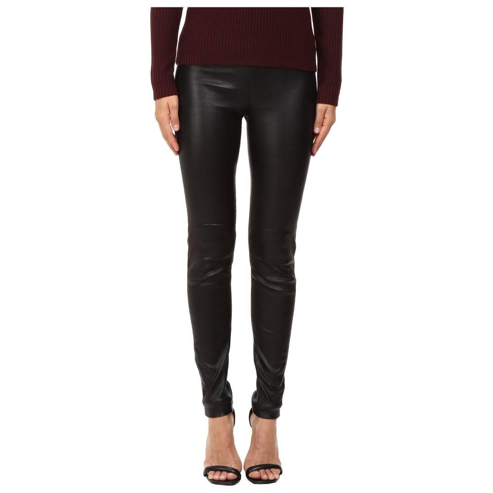 ラマルク レディース インナー・下着 スパッツ・レギンス【Kelly-L Stretch Leather Leggings】Black:フェルマート