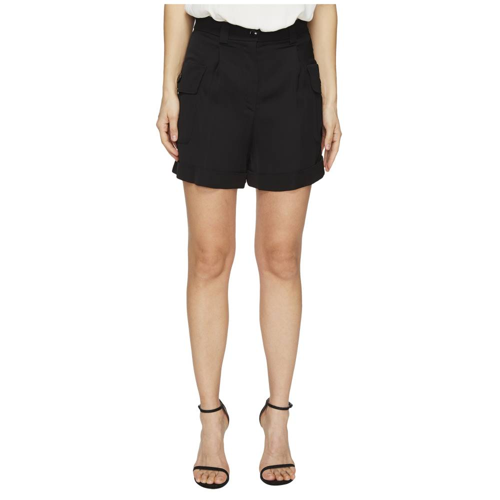 モスキーノ Boutique Moschino レディース ボトムス ショートパンツ【Cargo Shorts】Black:フェルマート