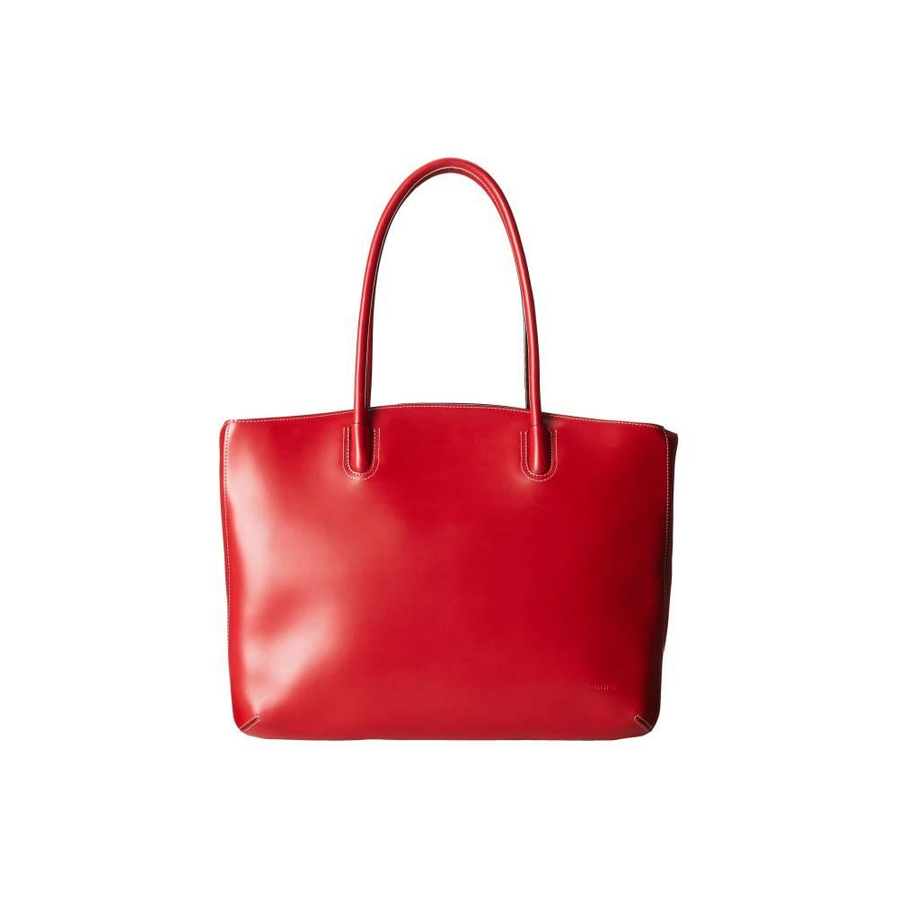 ロディス アクセサリー Lodis Accessories レディース バッグ タブレットケース【Audrey Milano Tote With Laptop Pocket】Red:フェルマート