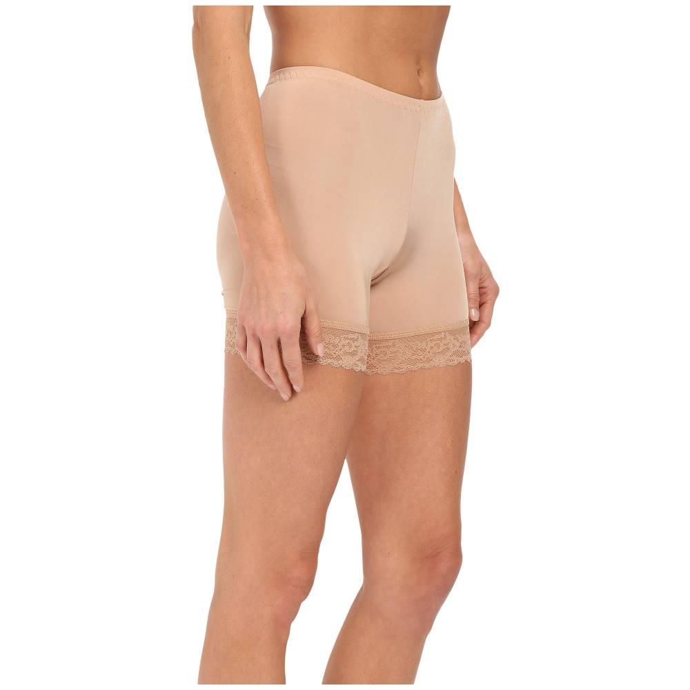 ハンキーパンキー レディース インナー・下着【Silky Skin Biker Shorts】Mocha