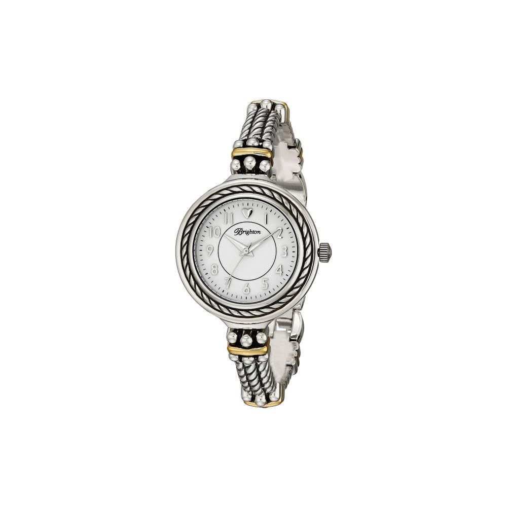4779528881 ブライトン レディース 財布・時計・雑貨 腕時計【W41081 Mendocino Timepiece】Silver/Gold ブライトン レディース  財布・時計・雑貨 腕時計 Silver/Gold 【サイズ ...