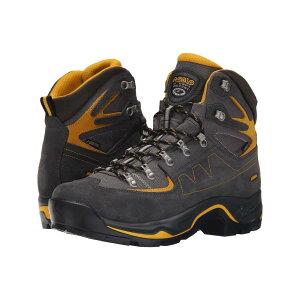 アゾロ メンズ ハイキング・登山 シューズ・靴【TPS Equalon GV EVO】Graphite/Mineral Yellow