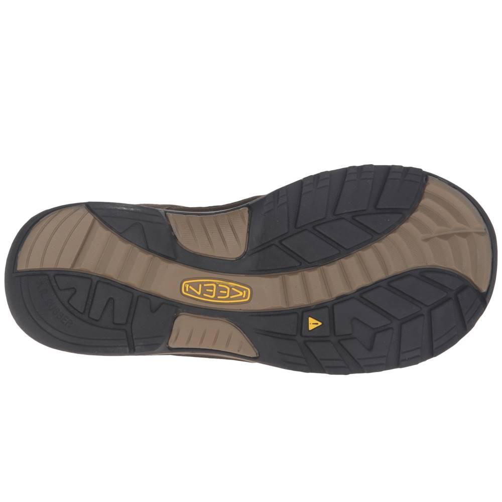キーン メンズ ハイキング・登山 シューズ・靴Brown