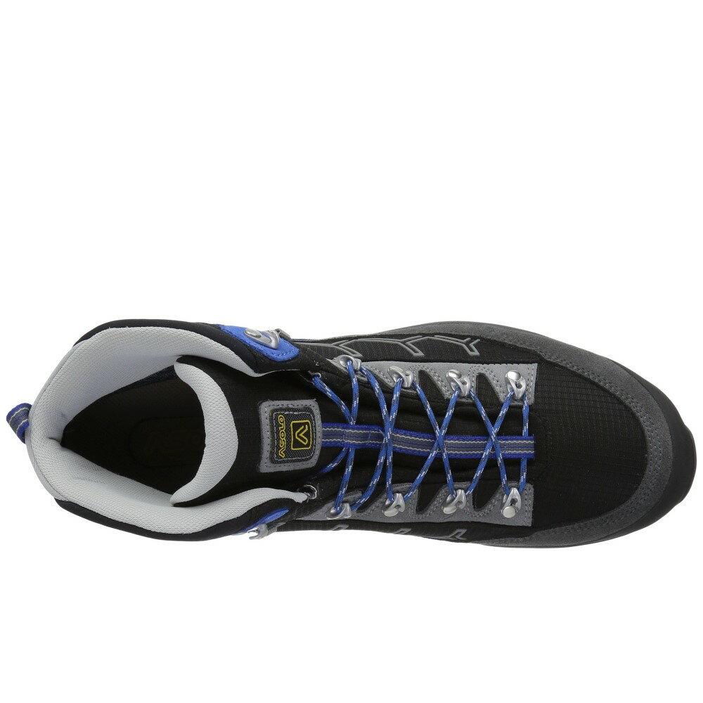 アゾロ メンズ ハイキング・登山 シューズ・靴Grafite/Nero