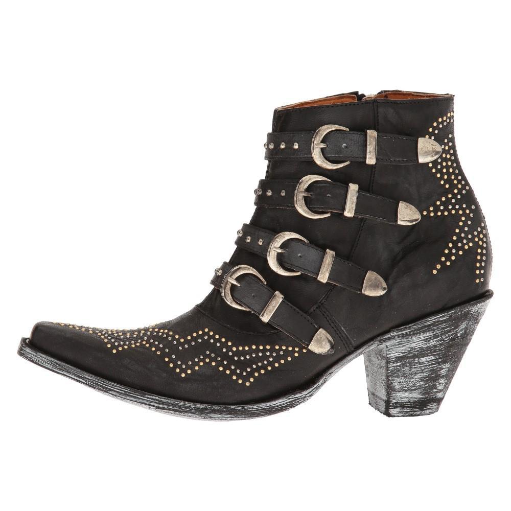 オールドグリンゴ レディース シューズ・靴 ブーツ【Roxy】Black