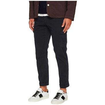 イレブンティ メンズ ボトムス・パンツ カーゴパンツ【Slim Fit Stretch Cotton Cargo Pants】Navy