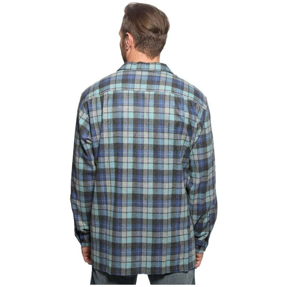 ペンドルトン メンズ トップス シャツ【L/S Board Shirt (Tall)】Blue/Green Original Surf Plaid