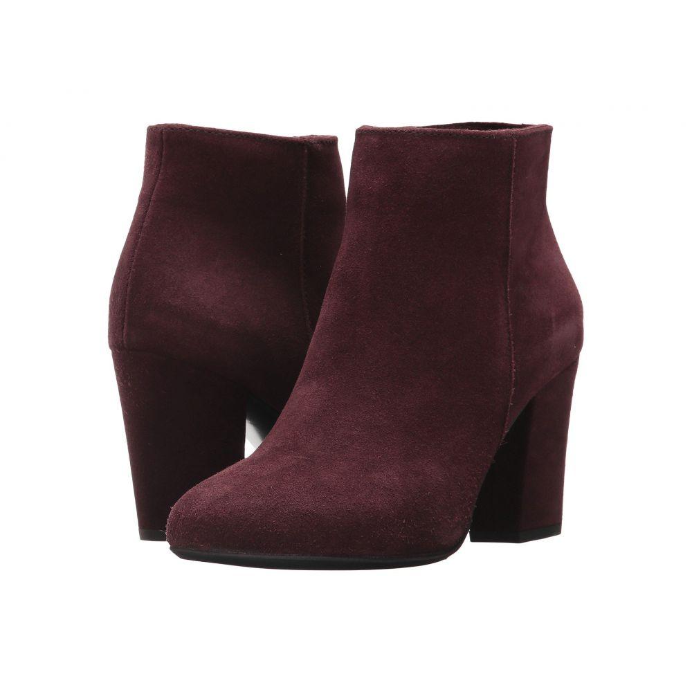 ラ カナディアン レディース シューズ・靴 ブーツ【Donna】Bordeaux Suede