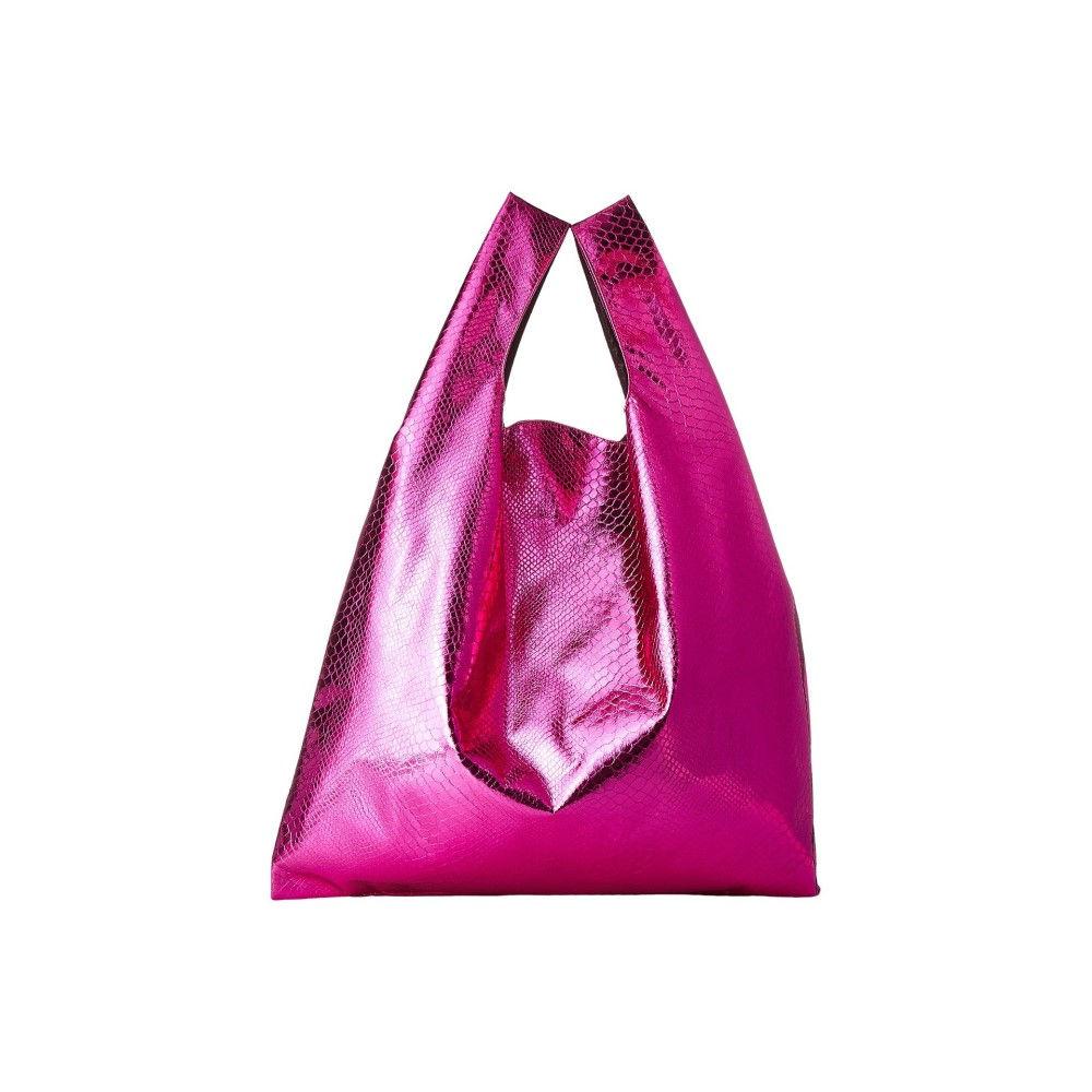 c148399e7d40 メゾン マルジェラ レディース バッグ トートバッグ【Lame Snake Shopper】Pink メゾン マルジェラ レディース バッグ  トートバッグ Pink 【サイズ交換無料】