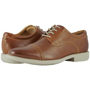 ナンブッシュ メンズ シューズ・靴 革靴・ビジネスシューズ【Dixon Cap Toe Oxford】Cognac Multi