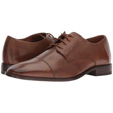 ボストニアン メンズ シューズ・靴 革靴・ビジネスシューズ【Nantasket Cap】Dark Tan Leather