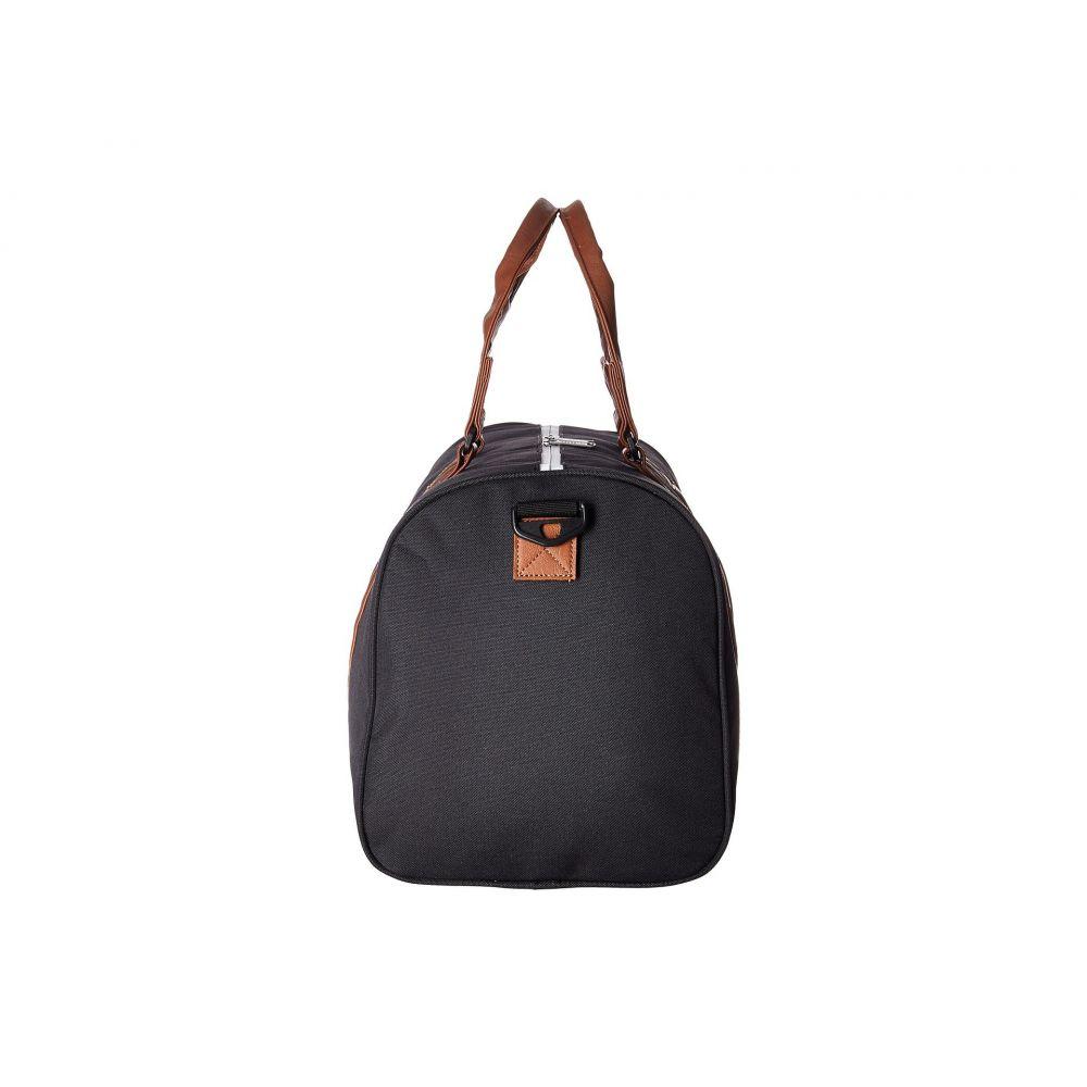 ハーシェル サプライ レディース バッグ ボストンバッグ・ダッフルバッグBlack/Tan Synthetic Leather