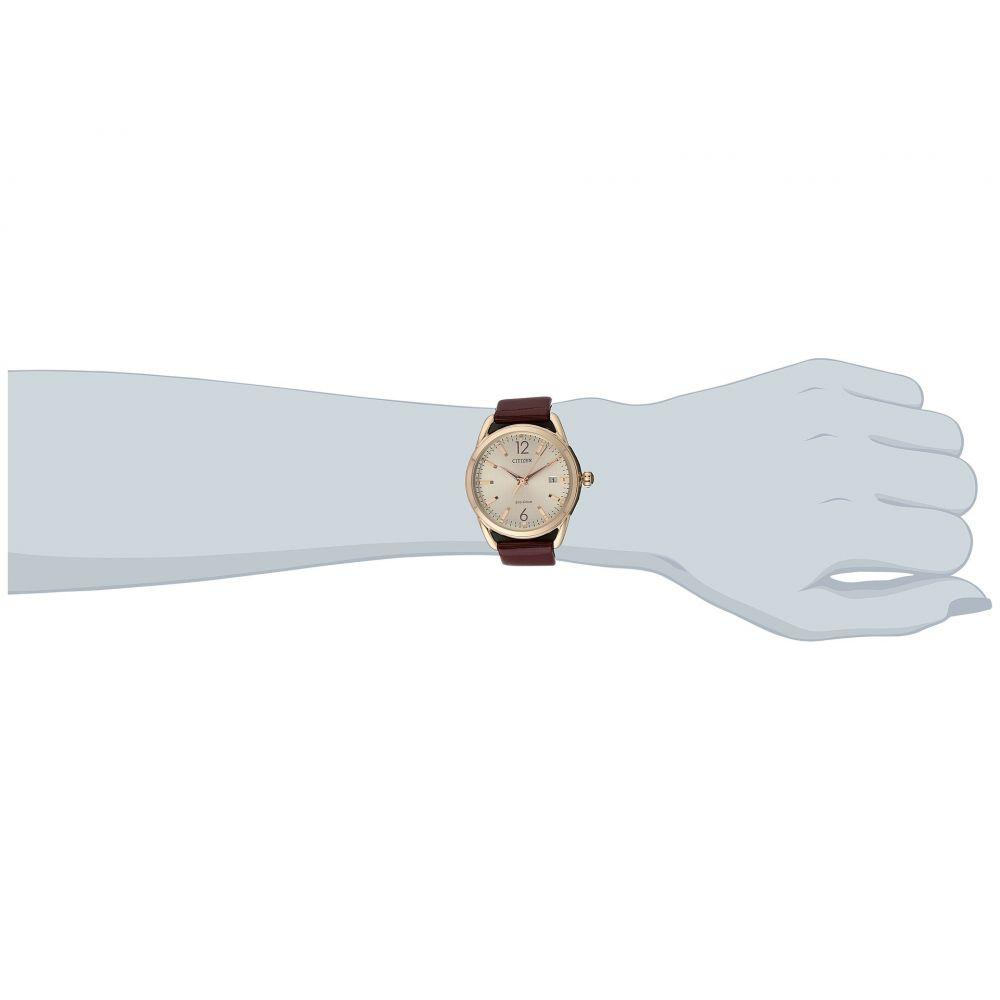 シチズン レディース 腕時計【FE6083-05P Drive】Burgundy