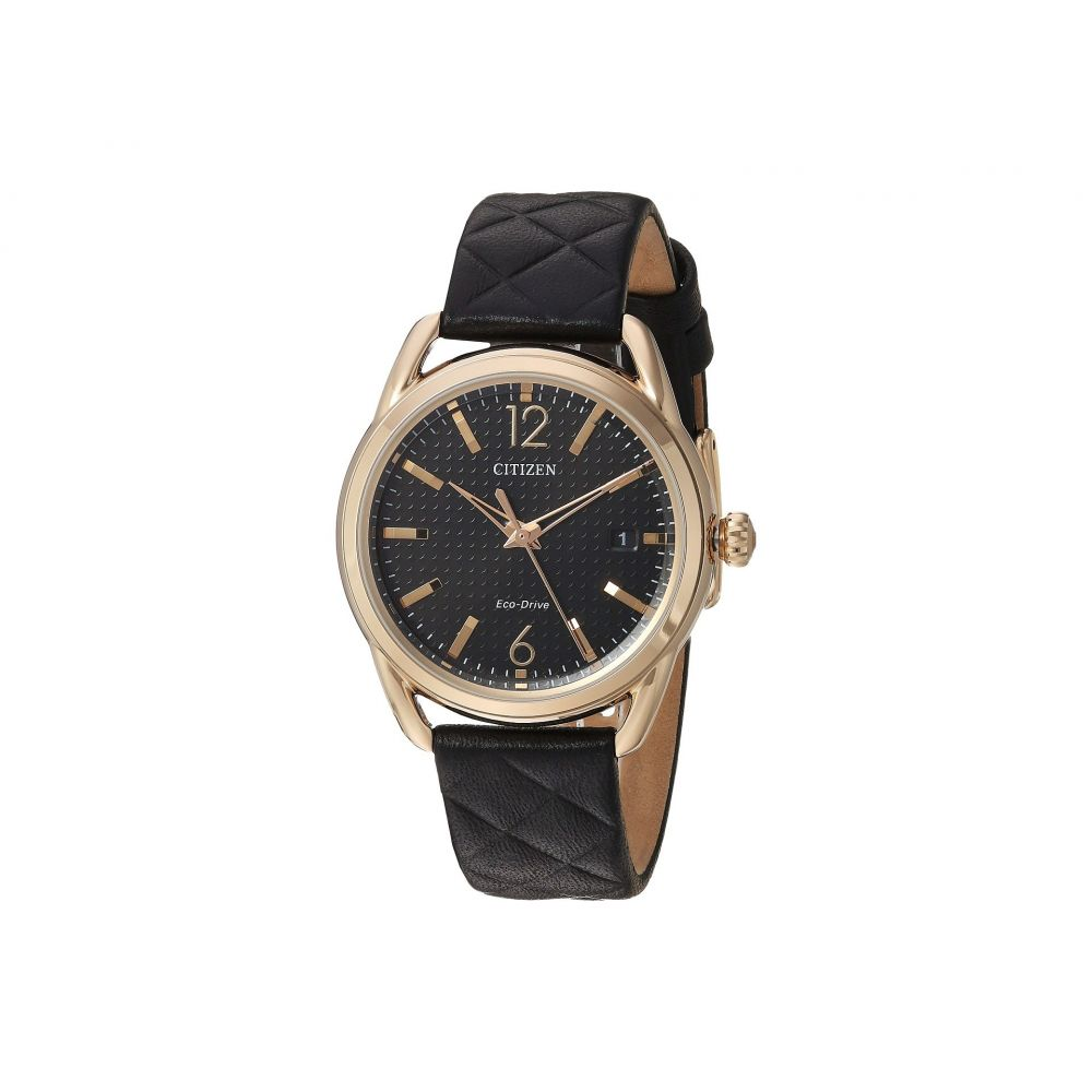 シチズン レディース 腕時計【FE6083-13E Drive】Black