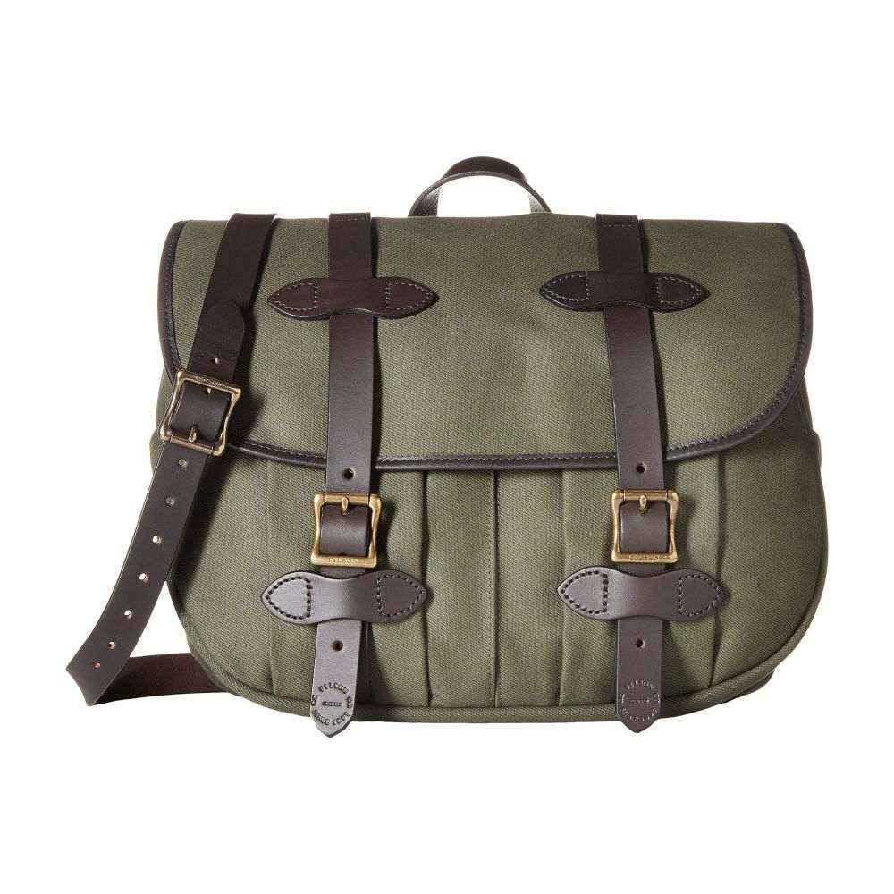 フィルソン レディース バッグ ショルダーバッグ【Medium Field Bag】Otter Green 1