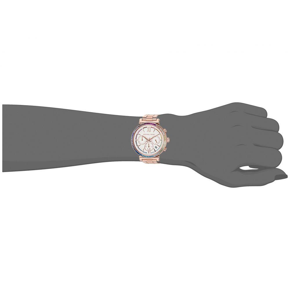 マイケル コース レディース 腕時計【MK6577 - Sofie】Rose Gold