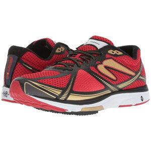 ニュートンランニング メンズ ランニング・ウォーキング シューズ・靴【Kismet 4】Red/Gold