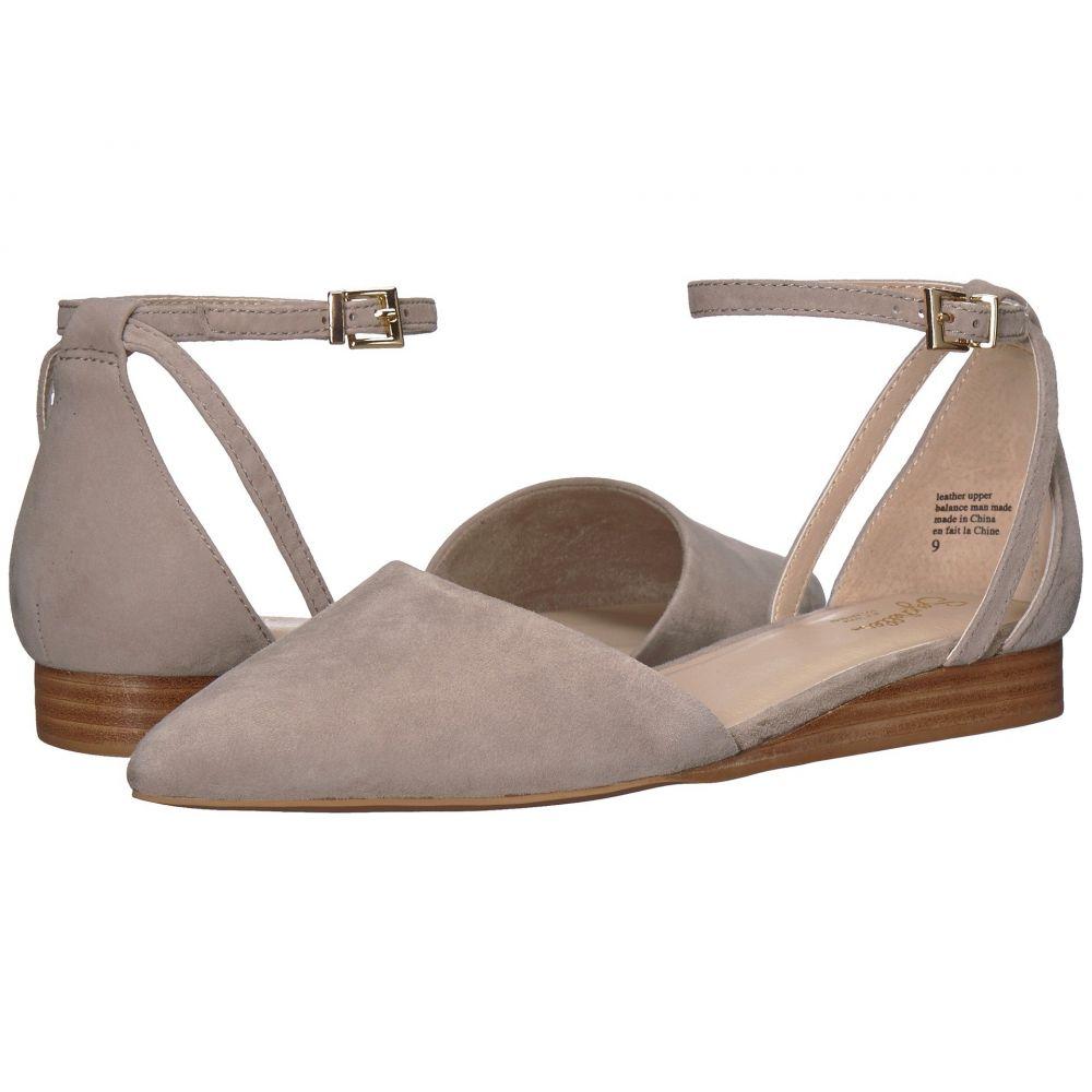 レディース靴, スリッポン  PlateauTaupe Suede