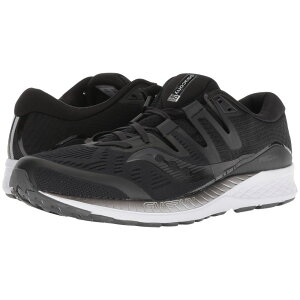 サッカニー Saucony メンズ ランニング・ウォーキング シューズ・靴【Ride ISO】Black