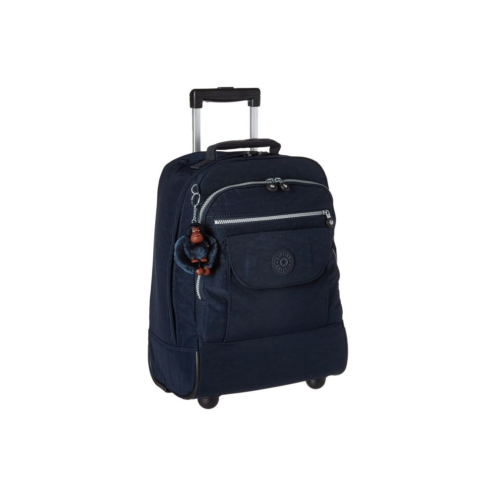 c9d3cf73ec42 キプリング Kipling レディース バッグ スーツケース·キャリーバッグ【Sanaa Wheeled Backpack】True Blue  キプリング レディース バッグ スーツケース·キャリーバッグ ...