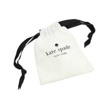 ケイト スペード Kate Spade New York レディース ジュエリー・アクセサリー イヤリング・ピアス【Rise and Shine Oval Studs】Clear/Gold