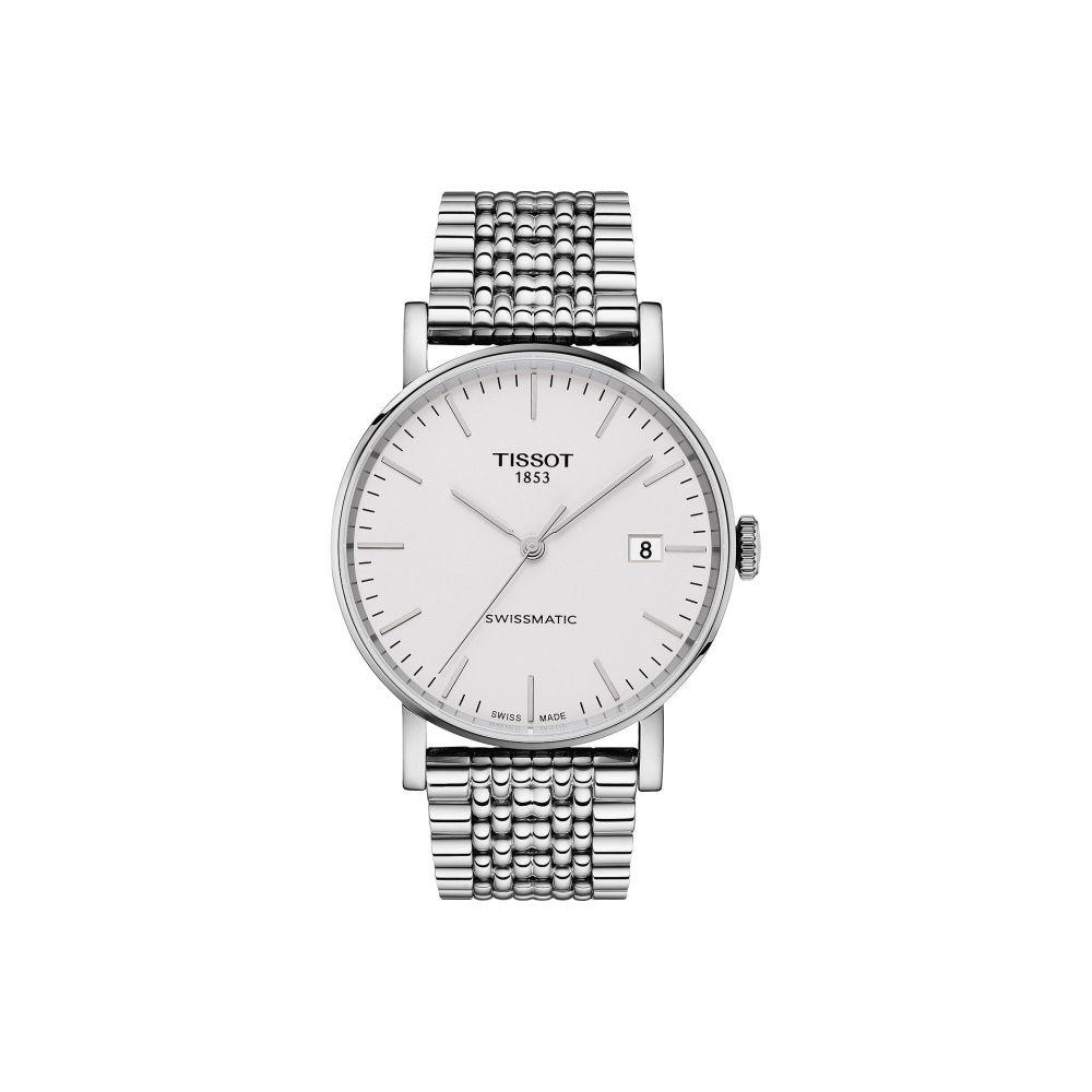 ティソ Tissot レディース 腕時計【Everytime Swissmatic - T1094071103100】Silver/Grey