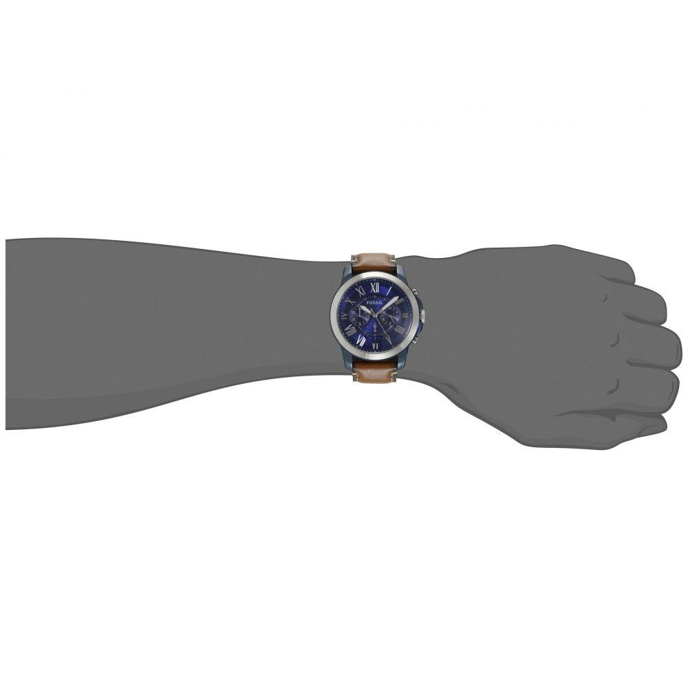 フォッシル Fossil メンズ 腕時計【Grant - FS5151】Brown