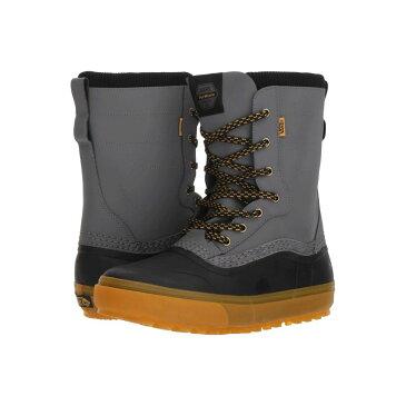 ヴァンズ Vans レディース シューズ・靴 ブーツ【Standard(TM) Snow Boot '18】Black/Grey (Pat Moore)