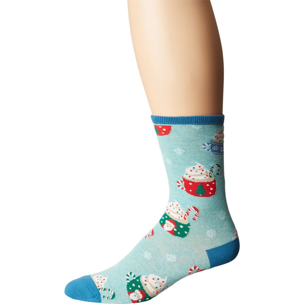 靴下・レッグウェア, その他  Socksmith Cocoa ChristmasHeather Mint