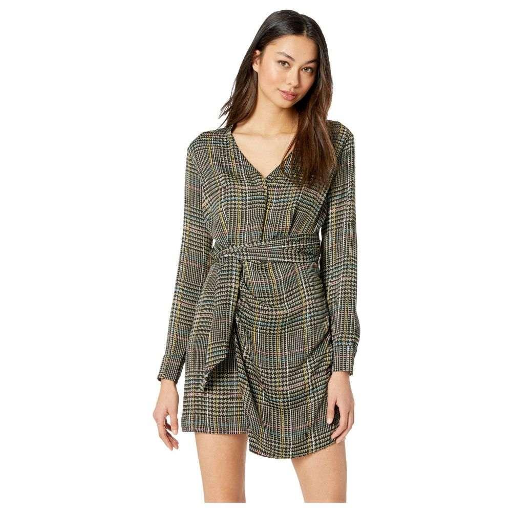 2877ce3dbf882 アストラット ASTR the Label レディース ワンピース·ドレス ワンピース Yuri Dress Sage Multi Plaid  アストラット レディース ワンピース·ドレス ワンピース ...