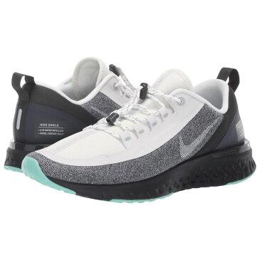 ナイキ Nike レディース ランニング・ウォーキング シューズ・靴【Odyssey React Shield】Summit White/Metallic Silver/Black