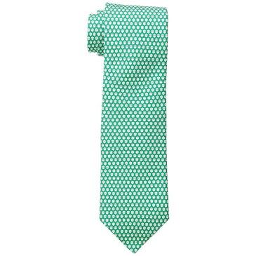 ヴィニヤードヴァインズ Vineyard Vines メンズ ネクタイ【Acorn Icon Tie】Kelly Green